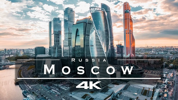 Москва / Moscow (2020) (4k, WEBRip ) [2160p]