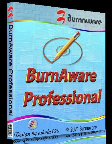 BurnAware Professional 14.0 RePack (& Portable) by elchupacabra [2021,Multi/Ru]