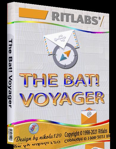 The Bat! Voyager 9.3.3.0 [2021,Multi/Ru]