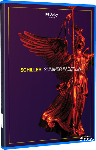 Schiller - Summer in Berlin (2021, 2xBlu-ray)