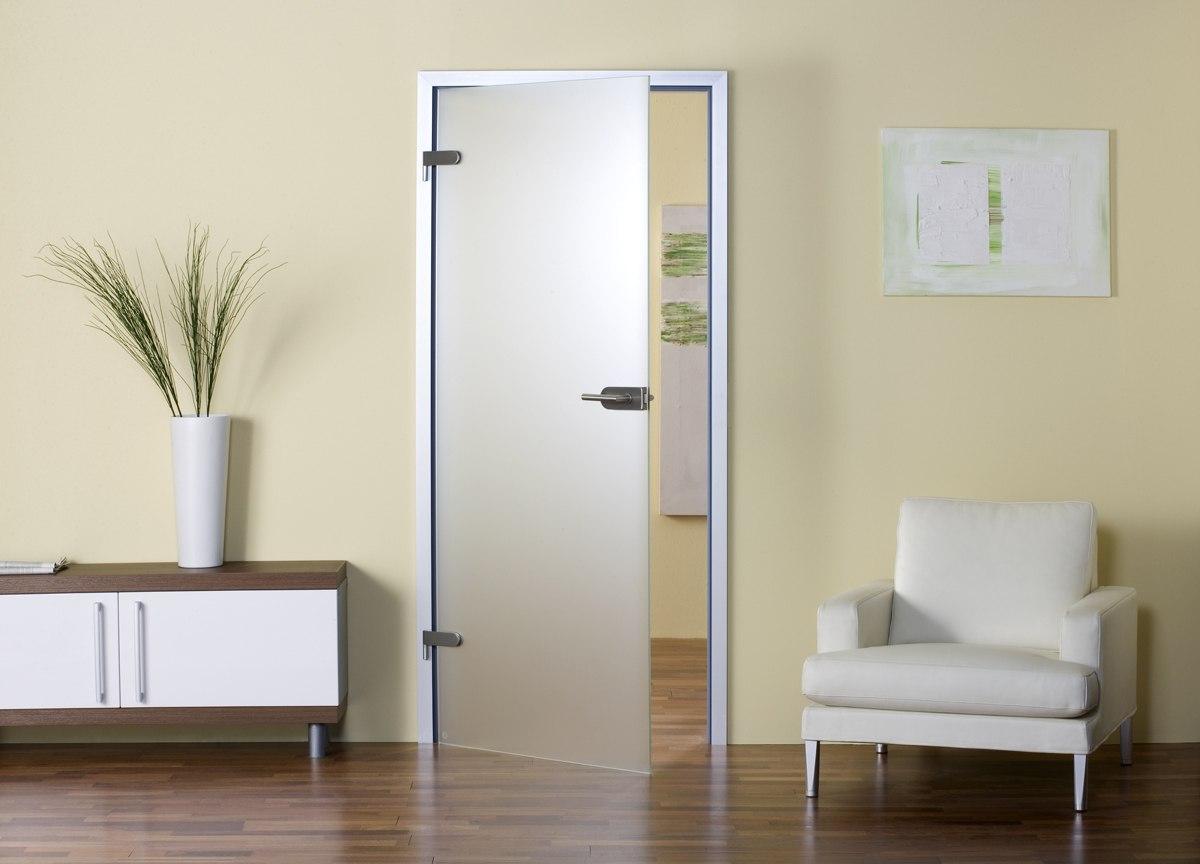 Стеклянная дверь в квартиру: как подобрать оптимальный вариант