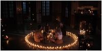 Уиджа. Проклятое зеркало / The 100 Candles Game (2020/WEB-DL/WEB-DLRip)