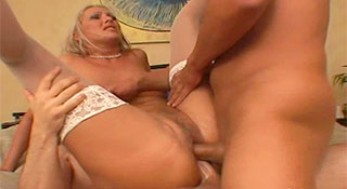 Mandy Bright - Открыта для анала / Open For Anal (2007)