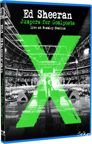 Ed Sheeran - Jumpers For Goalposts (2015, Blu-ray)
