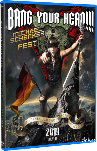 Michael Schenker Fest - Immortal (Live At Bang Your Head 2019) (2021, Blu-ray)