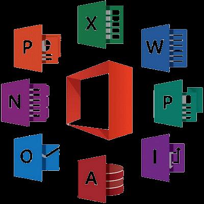 Microsoft Office 2016-2019 16.0.13929.20254 (build 2104) x86/x64 (AIO)