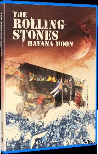 The Rolling Stones - Havana Moon (2016, Blu-ray)