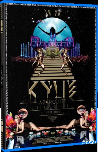 Kylie Minogue - Aphrodite Les Folies (2011, Blu-ray)