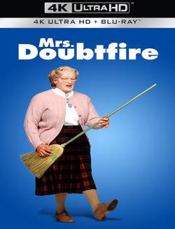 Mrs. Doubtfire - Mammo per sempre (1993) .mkv 4K 2160p WEBRip HEVC x265 HDR ITA ENG DTS AC3 Subs VaRieD