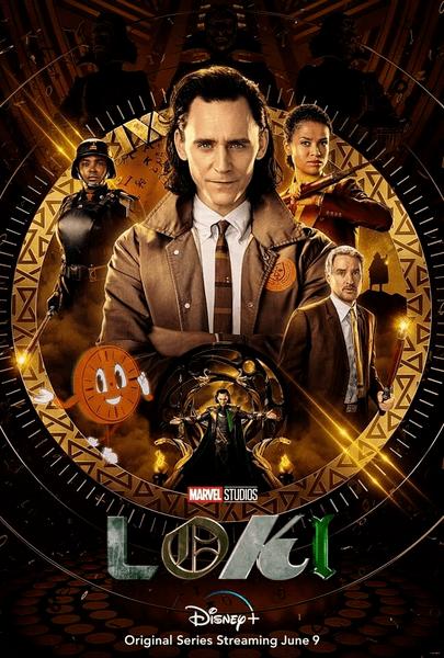 Локи 2021 - профессиональный