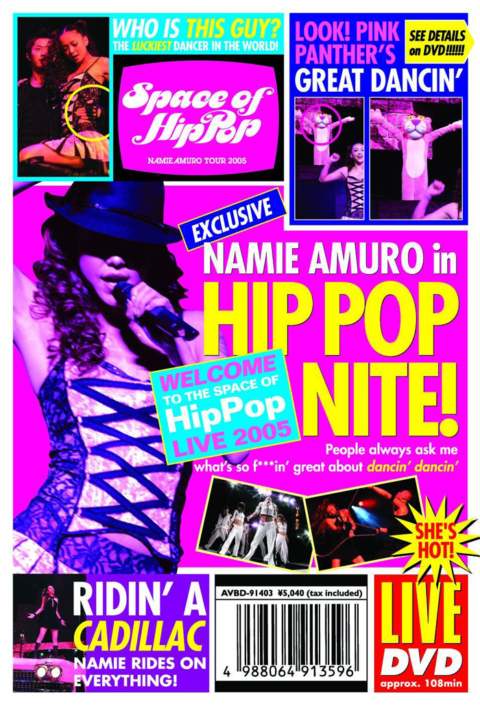 20210610.1336.01 Amuro Namie - Space of Hip-Pop ~Tour 2005~ (DVD) cover.jpg