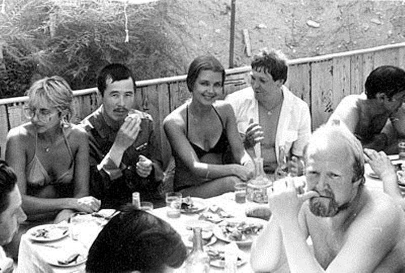 Ирина Алфёрова в Афгане 1984г 003.jpg