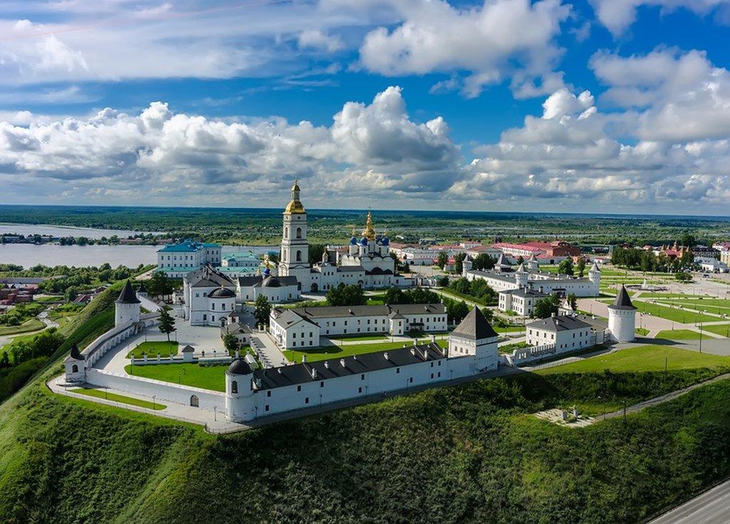 В Тобольске есть свой символ государственности – Кремль