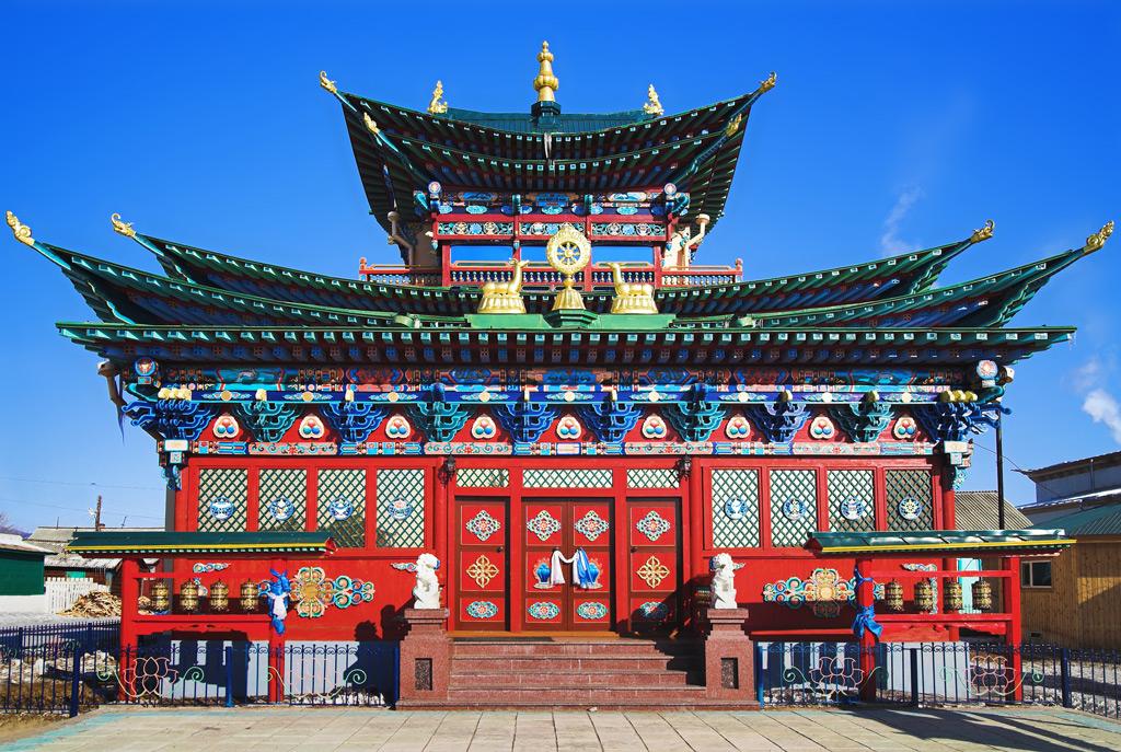 Буддизм в Сибири