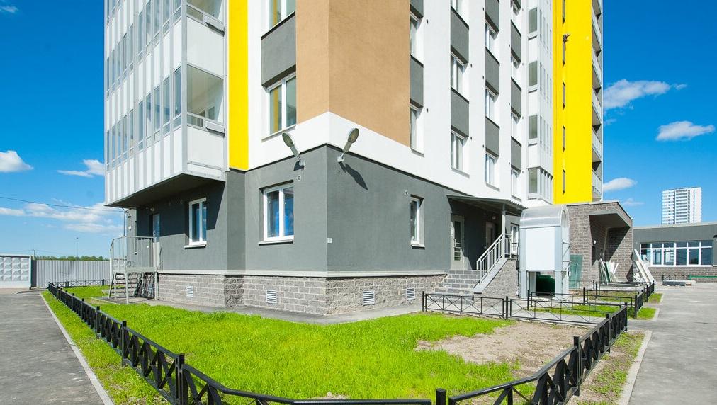 новостройки в Красногвардейском районе Спб
