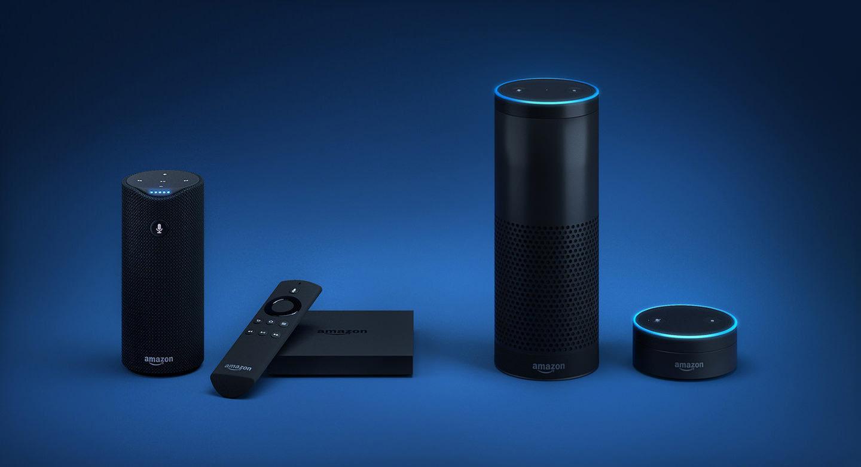 Умные устройства Amazon
