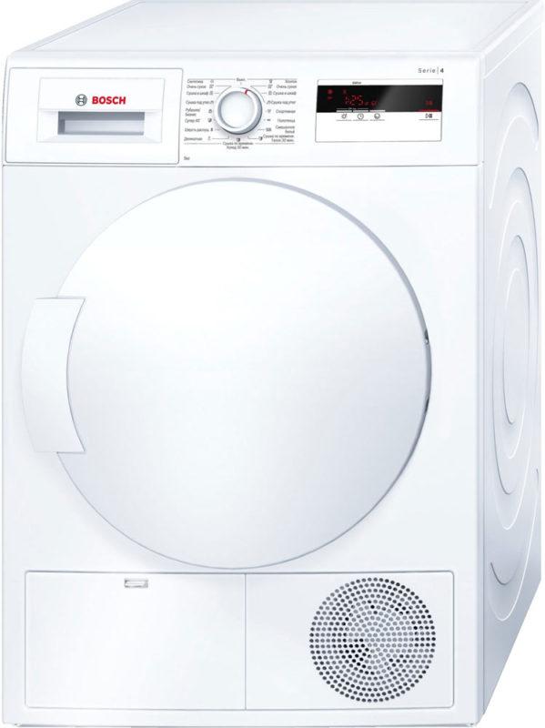 Советы по выбору сушильной машинки Bosch