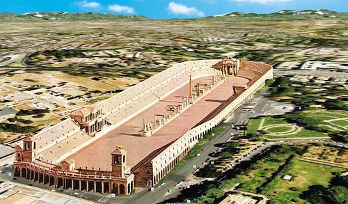 Олимпийские игры в Древнем Риме