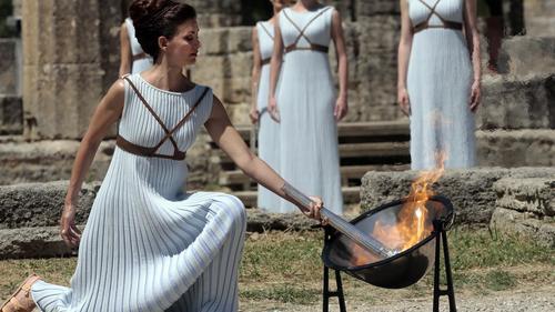 Олимпийские игры - история