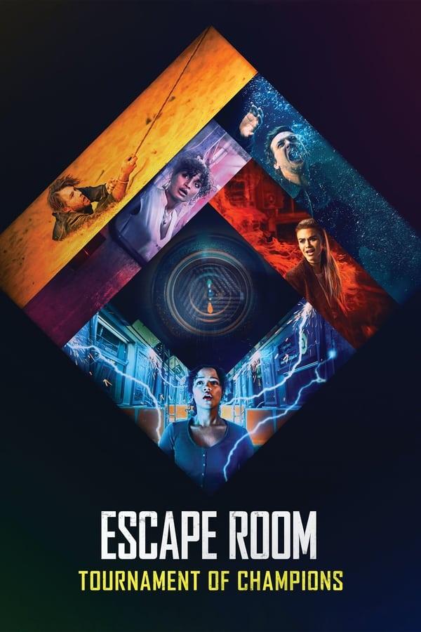 Escape Room: Najlepsi z najlepszych / Escape Room Tournament of Champions (2021) 2160p.WEB-DL.DD5.1.HDR.HEVC-CMRG | Napisy pl