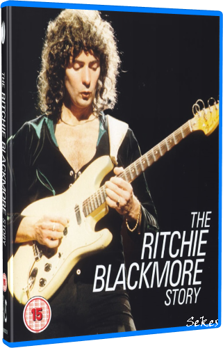 Ritchie Blackmore - The Ritchie Blackmore Story (2015, Blu-ray)