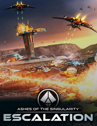 Ashes of the Singularity: Escalation – v3.10.191346 + 13 DLCs/Bonus Content