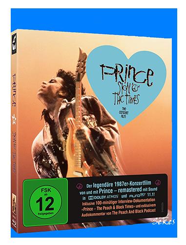 Prince - Sign O the Times 1987 (2021, 4K UHD Blu-ray)