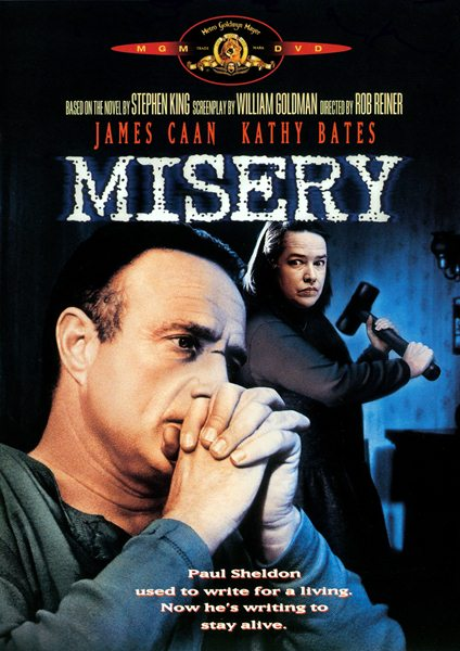 Мизери / Misery (1990) Blu-Ray Remux 2160p | HDR