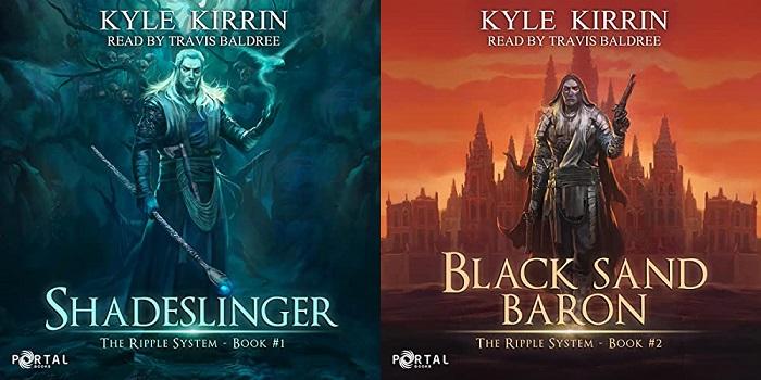 Ripple System Series Book 1-2 - Kyle Kirrin