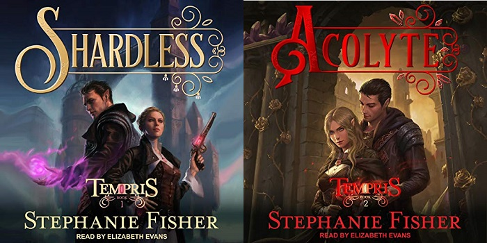 Tempris Series Book 1-2 - Stephanie Fisher