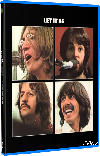 The Beatles - Let It Be (Deluxe Edition) (1970) (2021, Blu-ray)