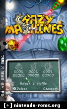 thinkSMART Crazy Machines: Wacky Problem Solving! [USA] [NDS]