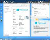 Microsoft® Windows® 8 x64 Professional VL Ru by OVGorskiy® 06.2013