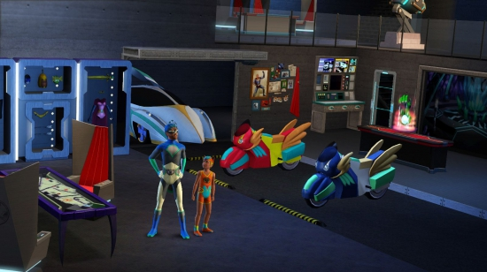 The Sims 3 Movie Stuff (Кино) 7b8c17e553db3694dd7e1a8486de01b8