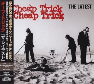 Cheap Trick - The Latest [Japanese Edition] (2009)