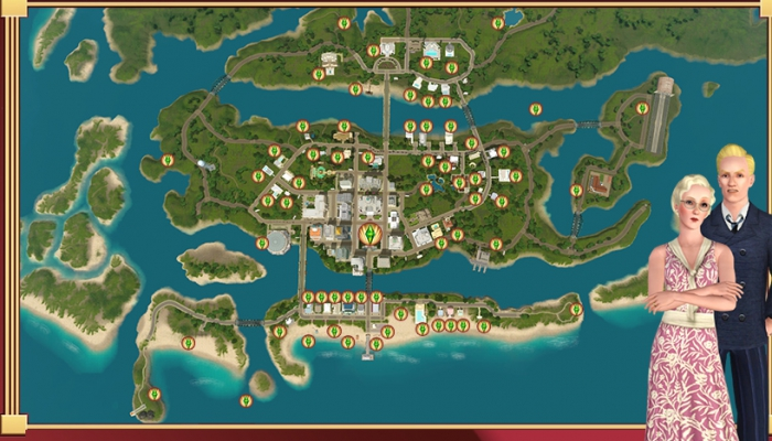 The Sims 3 Roaring Heights - Форум