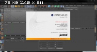 Maxon CINEMA 4D Studio/Visualize/Broadcast/Prime 4D R15.057 Build RC89143 + Content Pack