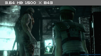 Скриншоты PC версии Resident Evil HD Remaster A9cb15698d837159c482302621d47bbf