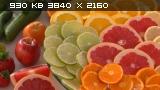 Sony 4K - Triluminos demo UltraHD