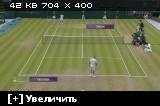 ������. Wimbledon 2015. 1/4 ������. ������ ������� (���������, 2) - ���� ����� (�������, 13) [08.07] (2015) HDRip | 50 fps