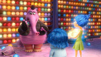Головоломка / Inside Out (2015) WEB-DL 1080p | DUB | iTunes