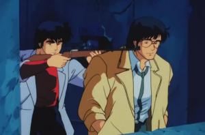 Городской охотник / City Hunter [TV] [1-41 из 51] (1987) DVDRip | Persona99