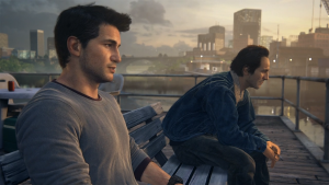 Uncharted 4: Путь вора / Uncharted 4: A Thief's End (2016) WEBRip 720p | Игрофильм | D