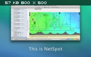 NetSpot Wi-Fi Reporter 2.1.472 (2016) Eng