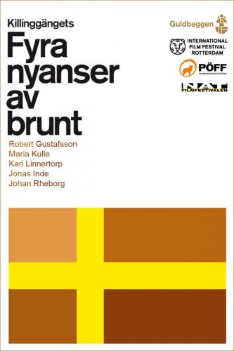 Четыре оттенка коричневого / Fyra nyanser av brunt (2004) DVDRip | L1