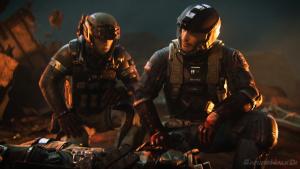 Call of Duty: Infinite Warfare (2016) WEBRip 1080p | D