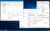Windows 10 Enterprise 2016 LTSB 14393.594 PIPvm by Lopatkin (x86-x64) (2017) Rus