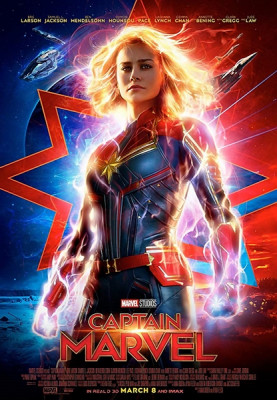 Капитан Марвел / Captain Marvel (2019) WEB-DLRip 2160p | HDR | iTunes
