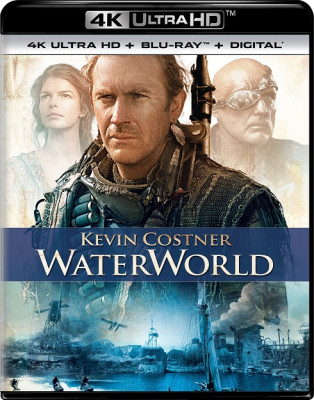 Водный мир / Waterworld (1995) UHD Blu-Ray EUR 2160p | 4K | HDR | Лицензия