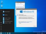 Windows 10 20H1 Pro Compact [18985.1] (x86-x64) (2019) -Rus-